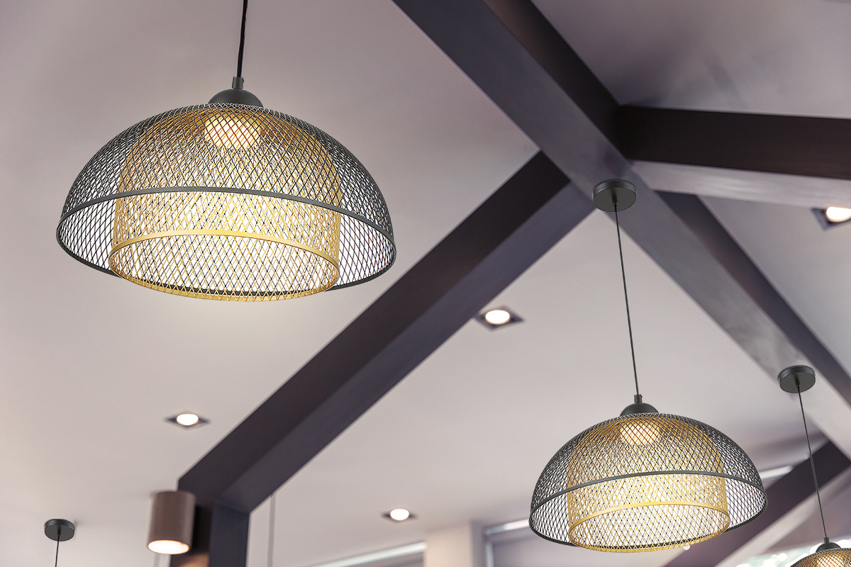 These Five Pendant Lights Brightens Up Any Given Space