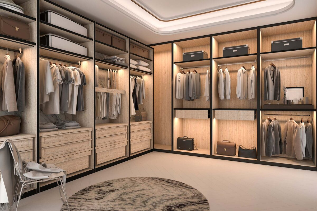 Making Your Own Walk-in Closet? Here's How You Can Do It!