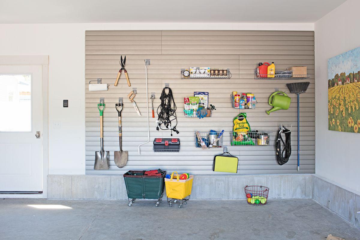 Smart Storage Tips for Home Garages
